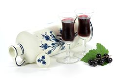 Niederländischer Gin stockbilder