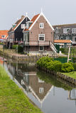 Niederländisches Fischerhaus Lizenzfreie Stockbilder