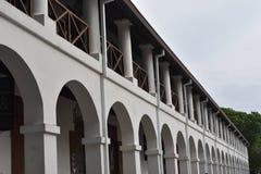 Niederländisches Krankenhaus in Sri Lanka lizenzfreies stockbild