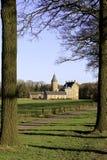 Niederländisches Schloss Lizenzfreie Stockfotos