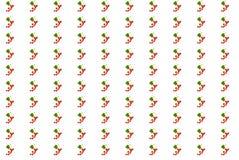 Niederlassung einer roten Johannisbeere Lizenzfreies Stockbild