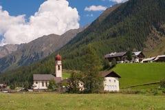 Niederthai in Tyrol Stock Images
