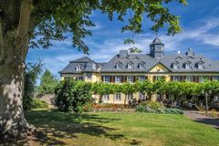 Niederwald hunting lodge Royalty Free Stock Photography