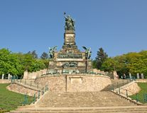 The Niederwald Monument Stock Image