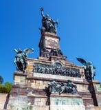 Niederwald Monument,   Ruedesheim on Rhein Royalty Free Stock Images