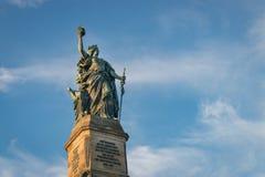 Niederwalddenkmal Стоковые Изображения RF