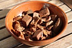 Niedojrzały jackfruit jest doskonalić nowym i apetycznym weganinu mięsa namiastką obraz royalty free