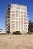 Niedokończona budowy praca Zdjęcie Royalty Free
