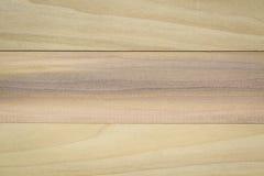 Niedokończony topolowy drewno Fotografia Stock