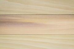 Niedokończony topolowy drewno Obrazy Stock