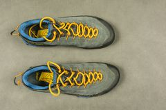 Approach shoes - La Sportiva TX4. Stock Images