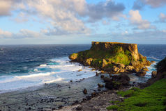 Niedozwolona wyspa Obrazy Stock