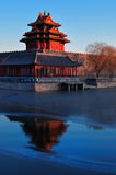 Niedozwolony Miasto, Pekin, Chiny Fotografia Stock