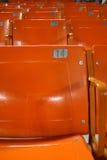 Niedrige Anwesenheit - Baseballspiel Stockbilder