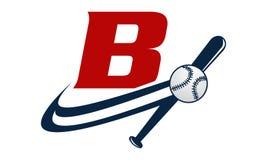 Niedriger Ball-Buchstabe B Stockfotos