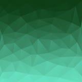 Niedriger Polyregenbogen-Hintergrund Lizenzfreies Stockfoto