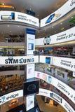 Niedriger Yat-Piazzainnenraum, Kuala Lumpur lizenzfreies stockfoto