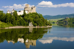 Niedzica Castle Stock Photos