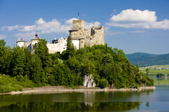 Niedzica Castle Royalty Free Stock Image