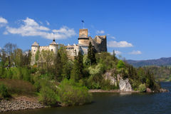 Niedzica Castle Royalty Free Stock Images