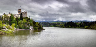 Niedzica Castle Royalty Free Stock Image