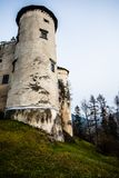 Niedzica Castle   Stock Images