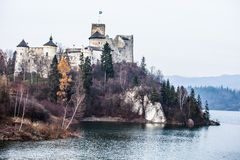 Niedzica Castle  Stock Photography