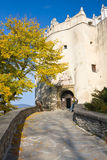 Niedzica Castle, Poland Stock Photos