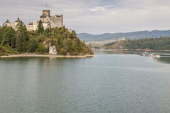 Niedzica castle - Poland. Royalty Free Stock Photography