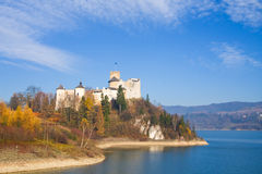 Niedzica Castle, Poland Royalty Free Stock Photo