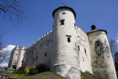 Niedzica Catle. Well Preserved Castle of Niedzica, Southern Poland royalty free stock photos