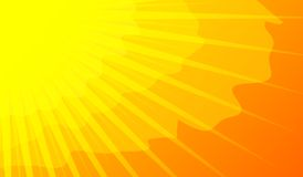 niedziela światło słoneczne Zdjęcia Stock