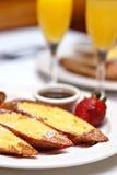 Niedziela śniadanio-lunch Zdjęcia Stock