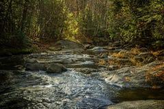 Niedziela rzeka, Bethel, Maine fotografia royalty free