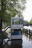 Nieeuwe Herengracht看法  库存照片