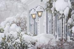 śnieg Obrazy Royalty Free