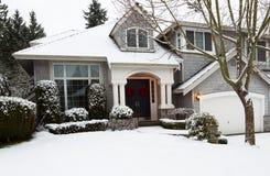 Śnieg dla wakacji Zdjęcia Stock