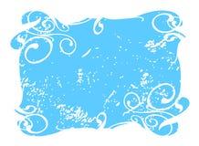 śnieg na lodzie Obraz Royalty Free