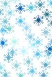 śnieg wzoru Obraz Stock