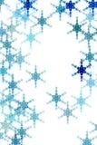 śnieg wzoru Zdjęcia Royalty Free