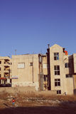 Nieghbourhood del Medio-Oriente Immagine Stock Libera da Diritti
