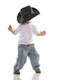 niegrzeczny chłopiec Zdjęcia Royalty Free