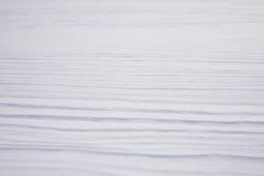 Śniegu dryfu wzór Horyzontalny Obraz Stock