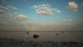 Niejednolity horyzont Zdjęcie Royalty Free