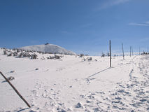 Śnieżka Stock Images