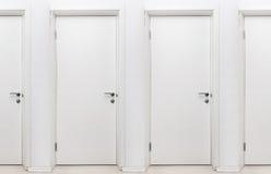 niekończące się drzwi Zdjęcie Stock