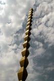 Niekończący się kolumna Fotografia Stock