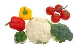 Niektóre świeży warzywo Zdjęcia Royalty Free