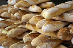 Niektóre chlebowi Zdjęcia Stock