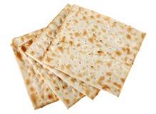 niekwaszony chleb. Fotografia Stock